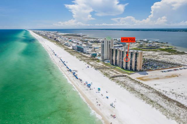 8271 Gulf Boulevard #703, Navarre, FL 32566 (MLS #825529) :: ResortQuest Real Estate