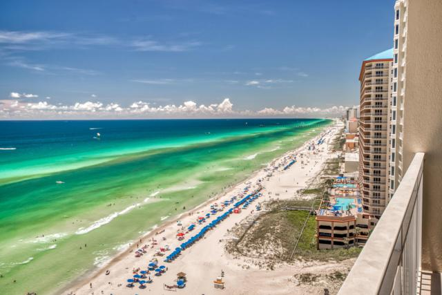 14701 Front Beach Road #1835, Panama City Beach, FL 32413 (MLS #825549) :: ResortQuest Real Estate