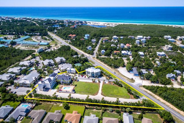 17 Topsail Village Drive, Santa Rosa Beach, FL 32459 (MLS #825658) :: 30A Escapes Realty
