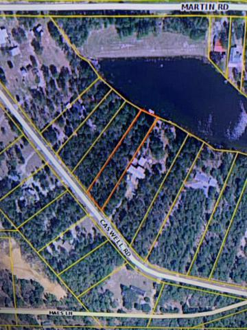 Lot 7 Caswell Road, Defuniak Springs, FL 32433 (MLS #825685) :: ResortQuest Real Estate