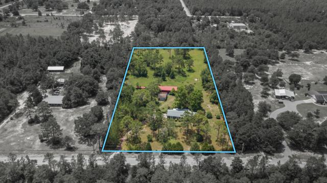 4556 Yellow Bluff Road, Crestview, FL 32539 (MLS #825688) :: ResortQuest Real Estate