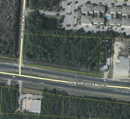 3.93 Acres U.S. Highway 98, Santa Rosa Beach, FL 32459 (MLS #825727) :: RE/MAX By The Sea