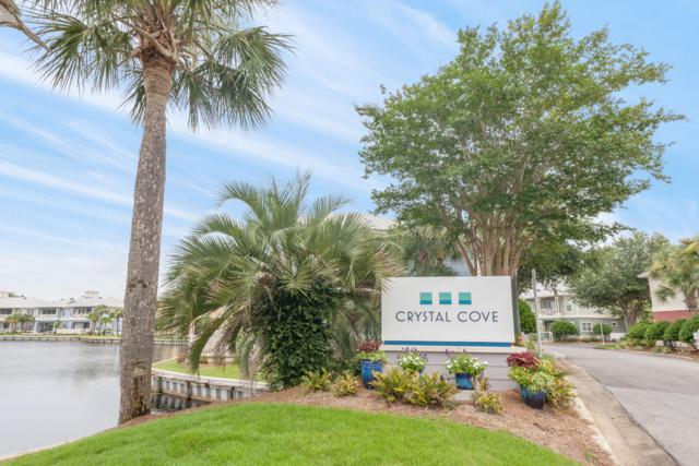 2223 Crystal Cove Lane #2223, Miramar Beach, FL 32550 (MLS #825830) :: Coastal Lifestyle Realty Group