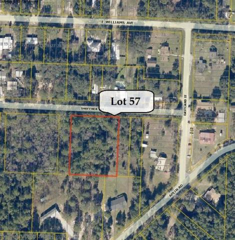 xxx Lot 57 Shoffner Avenue, Crestview, FL 32539 (MLS #825904) :: Keller Williams Emerald Coast