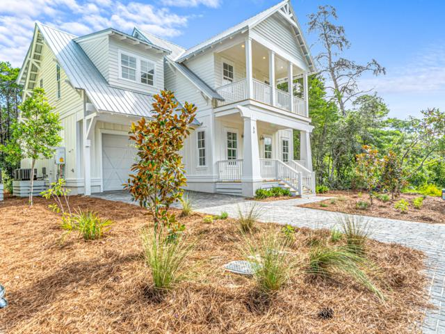 55 Matts Way, Santa Rosa Beach, FL 32459 (MLS #826150) :: Berkshire Hathaway HomeServices Beach Properties of Florida