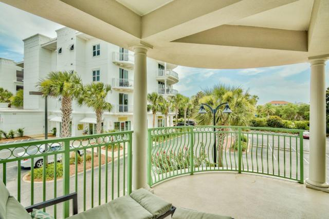 9955 E County Highway 30A #210, Inlet Beach, FL 32461 (MLS #826190) :: Linda Miller Real Estate