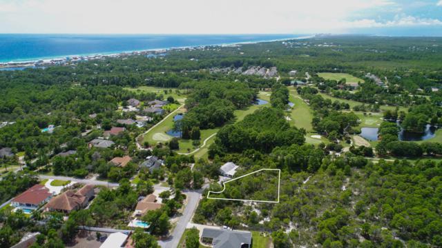 Lot 11 Lot 11 Blk B Ridge Rd, Santa Rosa Beach, FL 32459 (MLS #826218) :: Linda Miller Real Estate