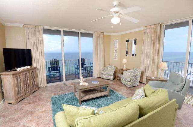 16819 Front Beach Road Unit 1401, Panama City Beach, FL 32413 (MLS #826234) :: Better Homes & Gardens Real Estate Emerald Coast