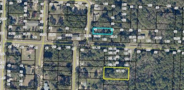 lot 5 Benjamin Street, Crestview, FL 32536 (MLS #826239) :: Somers & Company