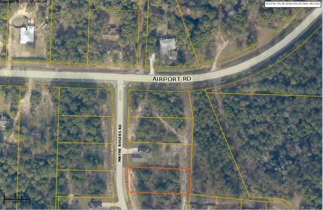 Lot A4 Wayne Rogers Road, Crestview, FL 32539 (MLS #826272) :: The Beach Group