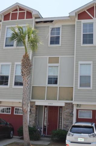 103 Cascade Lane, Panama City Beach, FL 32407 (MLS #826330) :: Keller Williams Emerald Coast