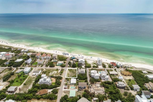 Lot 137 Pompano Street, Inlet Beach, FL 32461 (MLS #826409) :: Luxury Properties on 30A
