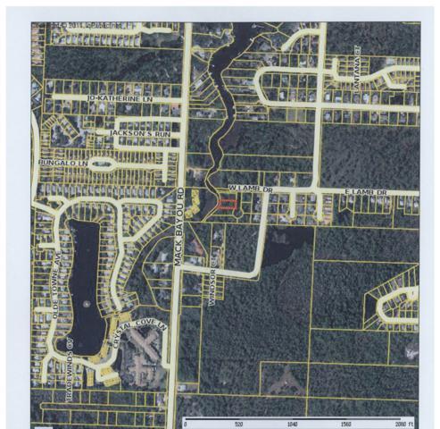 3 E Lot 3 Mack Bayou Circle Drive, Santa Rosa Beach, FL 32459 (MLS #826500) :: Linda Miller Real Estate