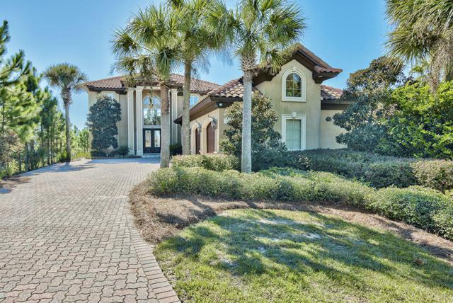 4700 Rendezvous Cove, Destin, FL 32541 (MLS #826528) :: Keller Williams Emerald Coast