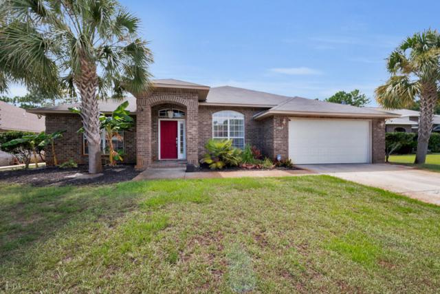 1663 Champagne Avenue, Gulf Breeze, FL 32563 (MLS #826531) :: The Beach Group