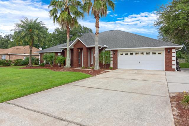 2696 Sherwood Drive, Navarre, FL 32566 (MLS #826538) :: The Beach Group