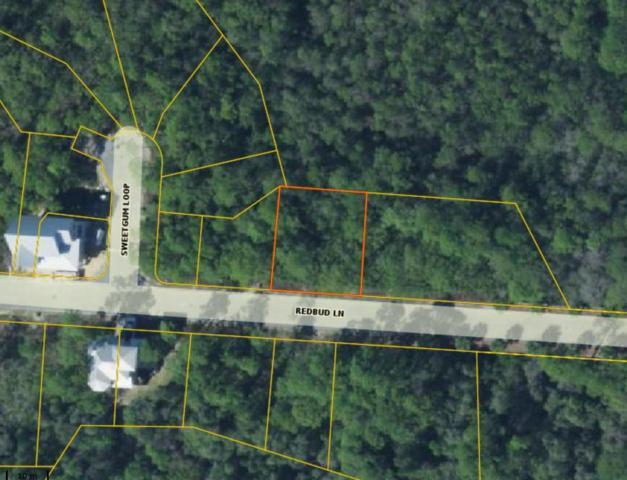 Lot 51 Redbud Lane, Seacrest, FL 32461 (MLS #826576) :: Berkshire Hathaway HomeServices Beach Properties of Florida