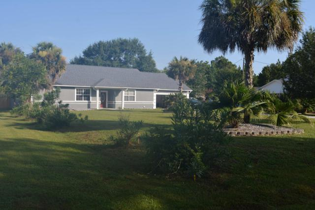7620 San Ramon Drive, Milton, FL 32583 (MLS #826595) :: The Beach Group