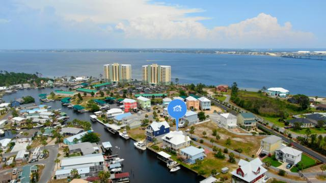 921 Lighthouse Lagoon Court, Panama City Beach, FL 32407 (MLS #826602) :: Scenic Sotheby's International Realty