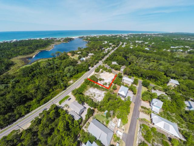 000 W County Hwy 30A, Santa Rosa Beach, FL 32459 (MLS #826654) :: Linda Miller Real Estate