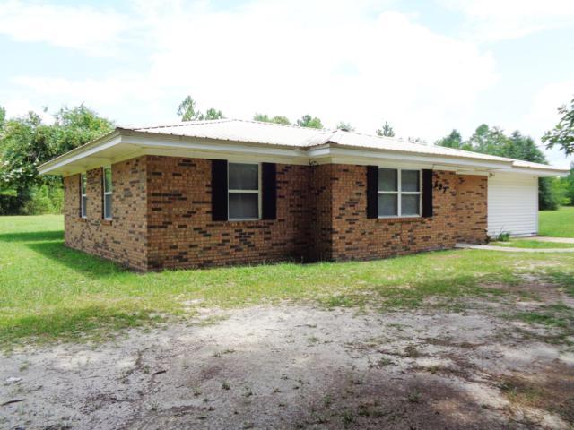 607 Richerson Road, Laurel Hill, FL 32567 (MLS #826668) :: Classic Luxury Real Estate, LLC