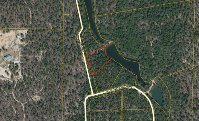 Lot 3 Belle Highlands, Defuniak Springs, FL 32433 (MLS #826721) :: Classic Luxury Real Estate, LLC