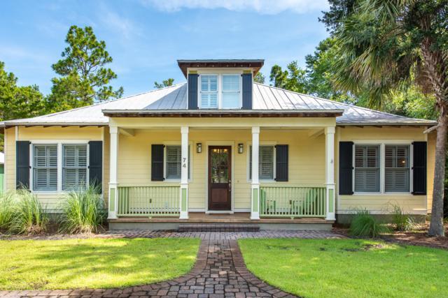 74 Chrysler Avenue, Santa Rosa Beach, FL 32459 (MLS #826731) :: Berkshire Hathaway HomeServices Beach Properties of Florida