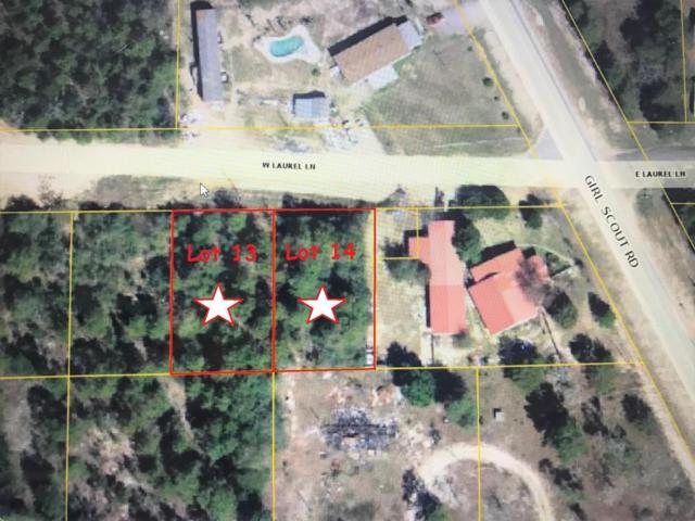 13&14 W Laurel Lane, Defuniak Springs, FL 32433 (MLS #826827) :: Classic Luxury Real Estate, LLC