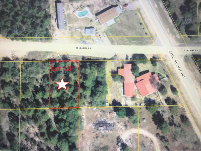 13 W Laurel Lane, Defuniak Springs, FL 32433 (MLS #826828) :: ResortQuest Real Estate