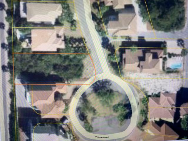 46 S St Francis Drive, Miramar Beach, FL 32550 (MLS #826971) :: Scenic Sotheby's International Realty