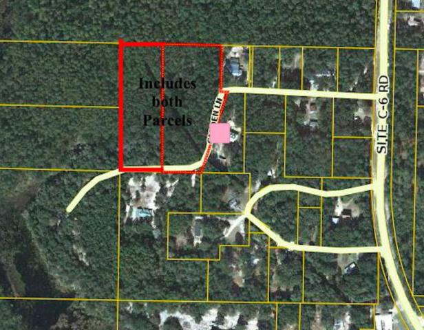 Lot 50-80 Garden Lane, Freeport, FL 32439 (MLS #827126) :: Berkshire Hathaway HomeServices PenFed Realty