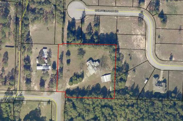 3209 Cottonwood Drive, Crestview, FL 32539 (MLS #827157) :: RE/MAX By The Sea