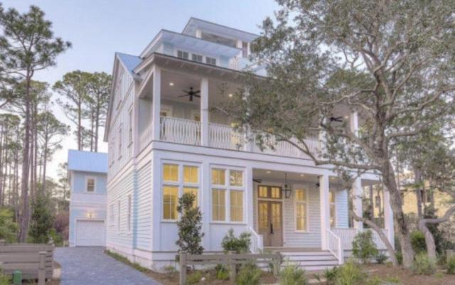 116 Vermilion Way, Santa Rosa Beach, FL 32459 (MLS #827216) :: RE/MAX By The Sea