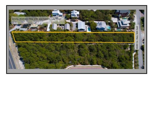 4800 E County Hwy 30A, Santa Rosa Beach, FL 32459 (MLS #827226) :: 30a Beach Homes For Sale