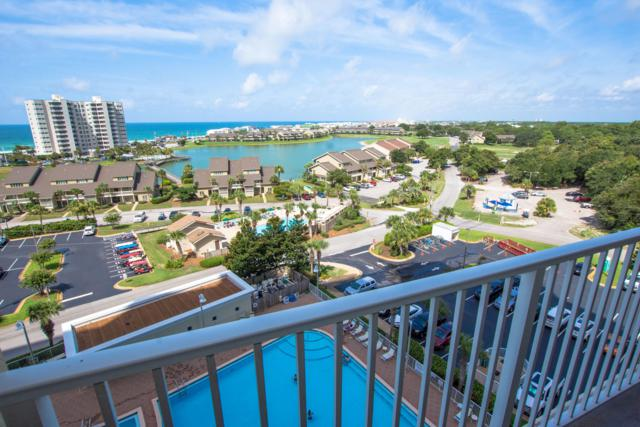 122 Seascape Drive Unit 809, Miramar Beach, FL 32550 (MLS #827253) :: Counts Real Estate Group