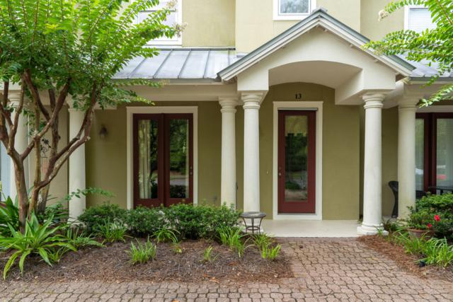13 W Henry Court, Santa Rosa Beach, FL 32459 (MLS #827272) :: Linda Miller Real Estate