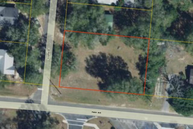 Lots 1 & 2 Park Ave, Defuniak Springs, FL 32435 (MLS #827303) :: Linda Miller Real Estate