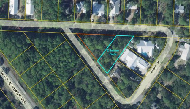 2 Sunrise Circle, Santa Rosa Beach, FL 32459 (MLS #827392) :: Somers & Company