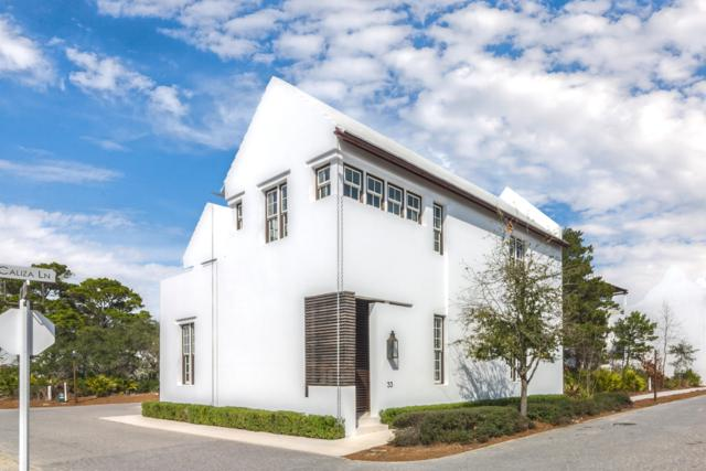 33 Caliza Lane, Alys Beach, FL 32461 (MLS #827496) :: Homes on 30a, LLC