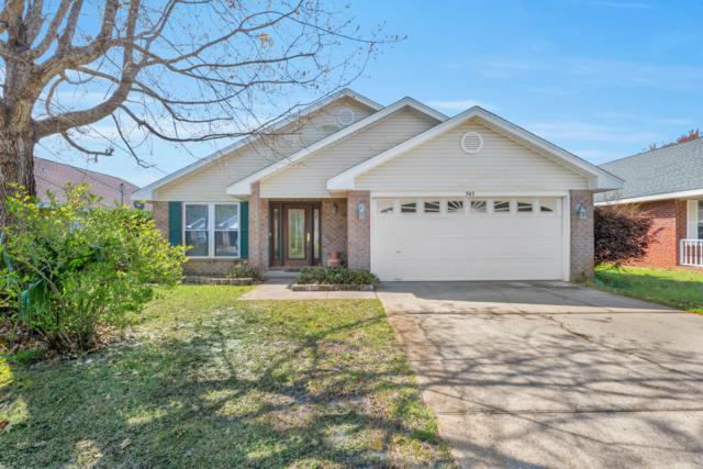 765 Pearl Sand Drive, Mary Esther, FL 32569 (MLS #827524) :: RE/MAX By The Sea