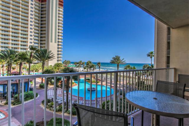 9900 S Thomas Drive Unit 307, Panama City, FL 32408 (MLS #827624) :: Homes on 30a, LLC