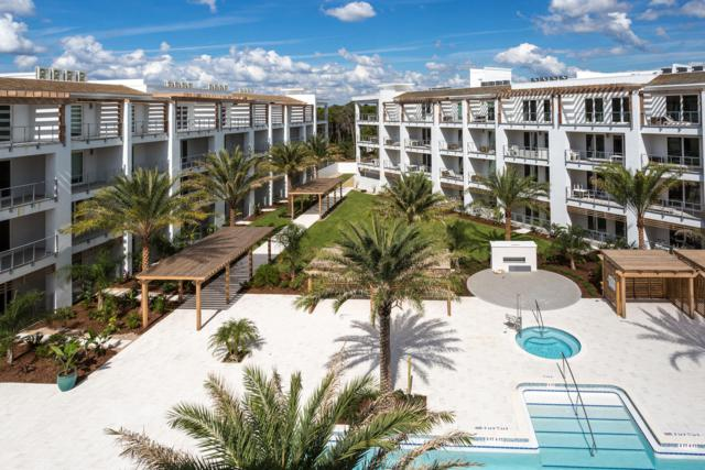 10941 Co Hwy 30A E #323, Inlet Beach, FL 32461 (MLS #827727) :: Coastal Lifestyle Realty Group
