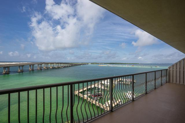 5 Calhoun Avenue Unit 603, Destin, FL 32541 (MLS #827740) :: The Premier Property Group
