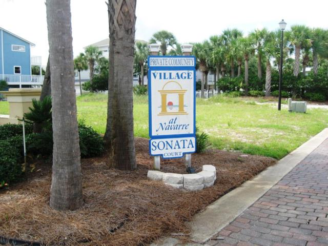 1418 Sonata Court, Navarre, FL 32566 (MLS #827786) :: Coastal Luxury