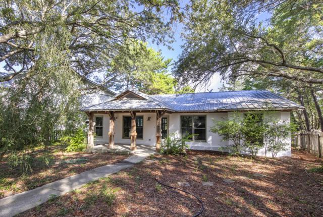 221 Camp Creek Road, Inlet Beach, FL 32461 (MLS #827829) :: ENGEL & VÖLKERS