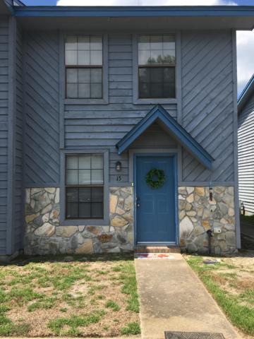 1325 Greendale Avenue Unit 15, Fort Walton Beach, FL 32547 (MLS #827874) :: Keller Williams Emerald Coast