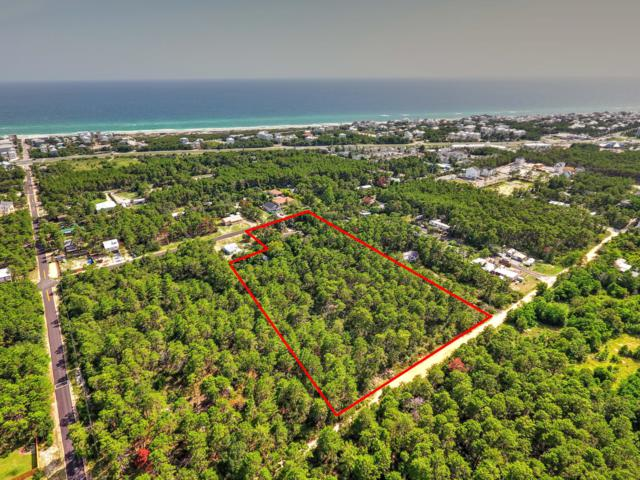 143 Walton Palm Road, Inlet Beach, FL 32461 (MLS #827876) :: Berkshire Hathaway HomeServices Beach Properties of Florida