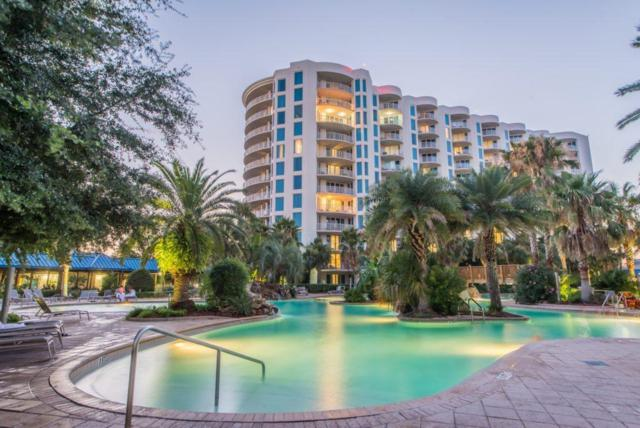 4207 Indian Bayou Trail #21104, Destin, FL 32541 (MLS #827926) :: Linda Miller Real Estate