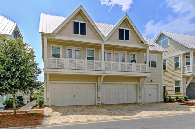 67 Milestone Drive Unit A, Inlet Beach, FL 32461 (MLS #827996) :: Berkshire Hathaway HomeServices Beach Properties of Florida