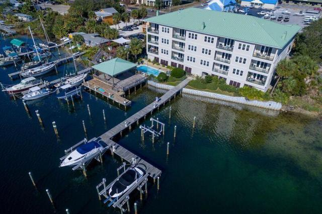 602 Harbor Boulevard #202, Destin, FL 32541 (MLS #828029) :: Classic Luxury Real Estate, LLC